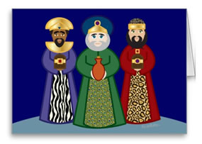 Three Kings Day Zazzle